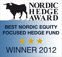 Best Nordic equity focused hedge fund 2012
